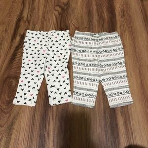 Other - 💕 NWT baby leggings bundle  💕